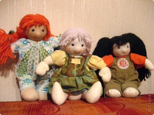 Вальдорсфская кукла
