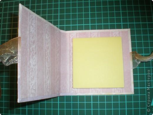 Потрясающую идею о создании блокнота увидела на сайте, но к сожалению не помню у кого.  фото 2