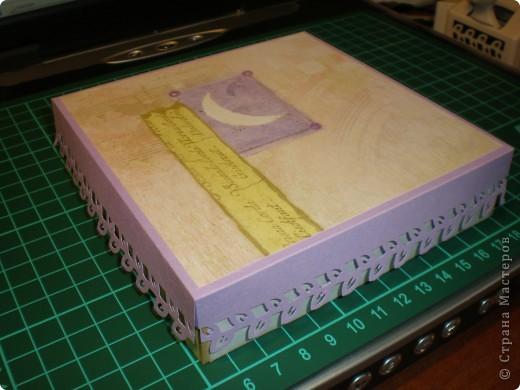 Потрясающую идею о создании блокнота увидела на сайте, но к сожалению не помню у кого.  фото 4