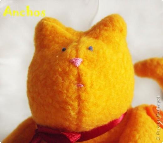 """Подруга хотела завести рыжего кота, но никак не может найти """"своего"""". Вот я и решила подарить ей на День рождения такого рыжика ))) фото 5"""