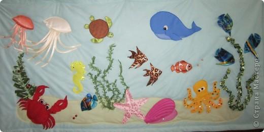 """""""Подводный мир"""" для малявки. фото 1"""