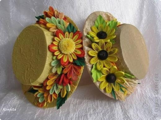 Шляпки для осеннего бала фото 10