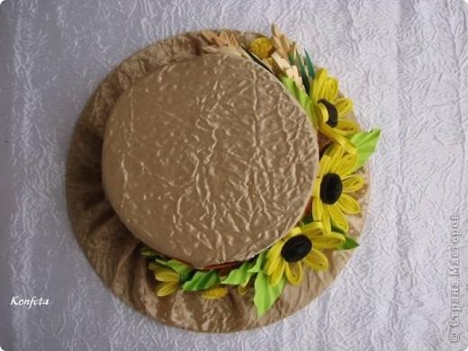 Шляпки для осеннего бала фото 2