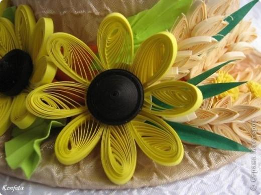 Шляпки для осеннего бала фото 3