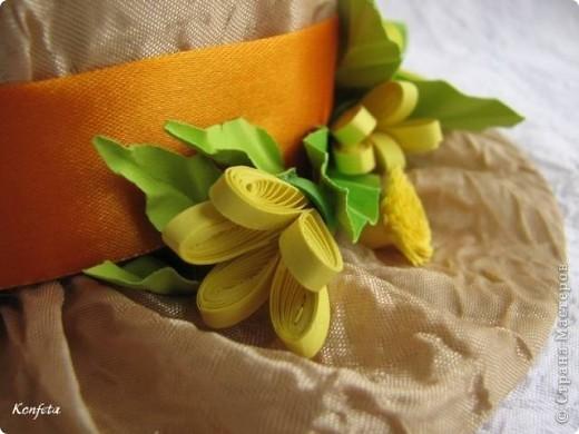 Шляпки для осеннего бала фото 4