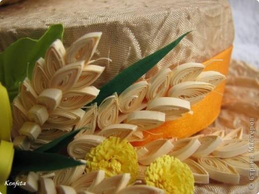 Шляпки для осеннего бала фото 5