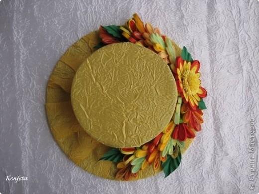Шляпки для осеннего бала фото 6