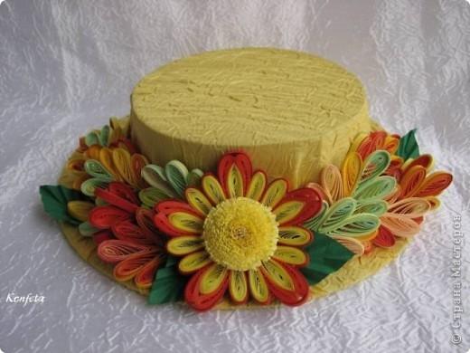Шляпки для осеннего бала фото 7