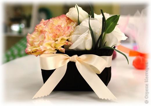 В одно время я работала в Студии подарка и цветов... Ииии... Мы там творили маленькие чудеса... фото 4