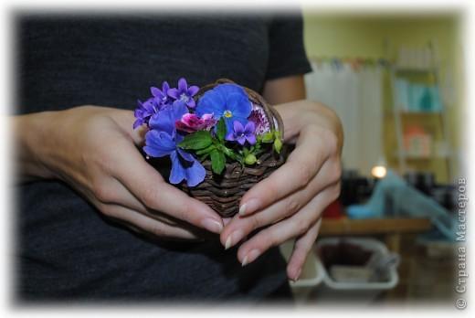 В одно время я работала в Студии подарка и цветов... Ииии... Мы там творили маленькие чудеса... фото 3