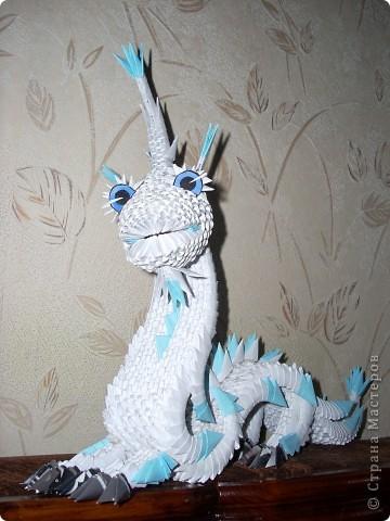 Кокетливый дракон (фас) фото 1