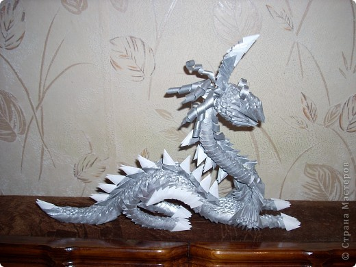 Кокетливый дракон (фас) фото 3