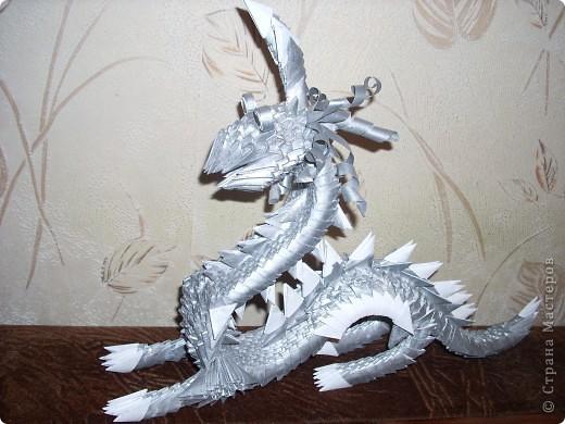 Кокетливый дракон (фас) фото 5