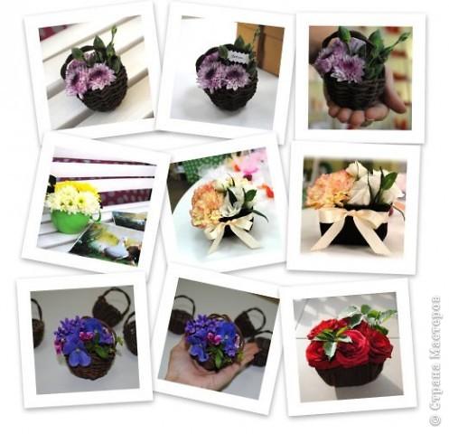 В одно время я работала в Студии подарка и цветов... Ииии... Мы там творили маленькие чудеса... фото 1