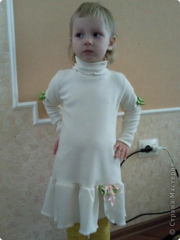 Платье для модницы фото 1