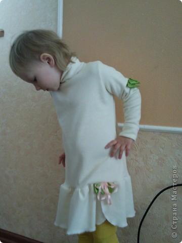 Платье для модницы фото 2