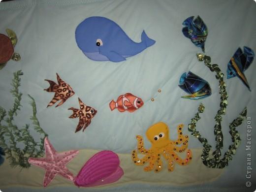"""""""Подводный мир"""" для малявки. фото 3"""