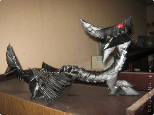 Дракон к Новому 2012 фото 1