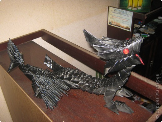 Дракон к Новому 2012 фото 2