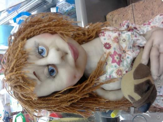 ещё немного кукол фото 9