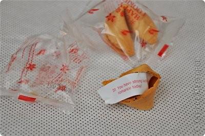 Нашла рецепт приготовления китайских печенюшек с предсказаниями. К Новому году, думаю, будет в самый раз. Здесь я такого не нашла, поэтому делюсь. Надеюсь, что кому нибудь пригодится. фото 2