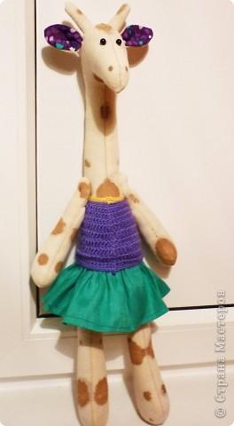 Моя вторая Жирафиночка:) фото 1