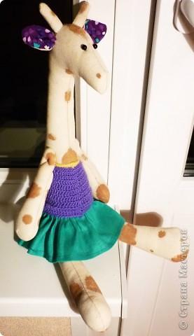 Моя вторая Жирафиночка:) фото 2