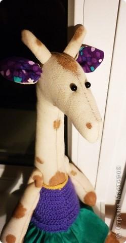 Моя вторая Жирафиночка:) фото 3