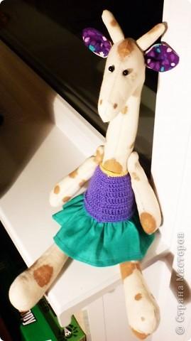 Моя вторая Жирафиночка:) фото 4