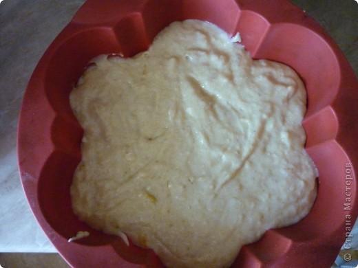 """Хочу предложить Вам пирог,который очень подойдет для """"утилизации """" бананов.Раньше спасалась в этом случае кексами- http://stranamasterov.ru/node/185629 .Но моим они поднадоели,вот и пришлось искать другой вариант. фото 9"""