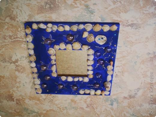 Ракушки с Черного моря,акриловая краска,лак.. фото 1