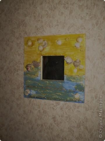 Ракушки с Черного моря,акриловая краска,лак.. фото 2