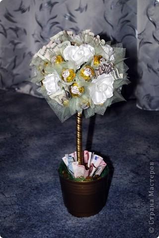 Делала на подарок на свадьбу фото 2