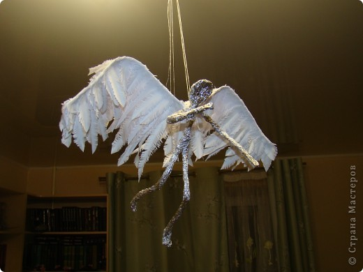 Ангел на День Рождения племяшки. фото 2