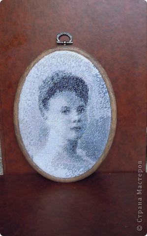 Анастасия Вышивка с фото по собственной схеме фото 6