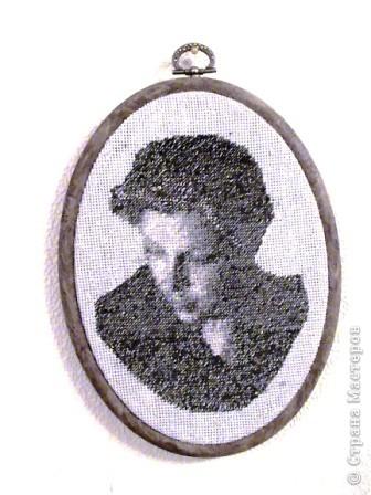 Анастасия Вышивка с фото по собственной схеме фото 1
