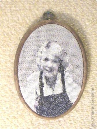 Анастасия Вышивка с фото по собственной схеме фото 2