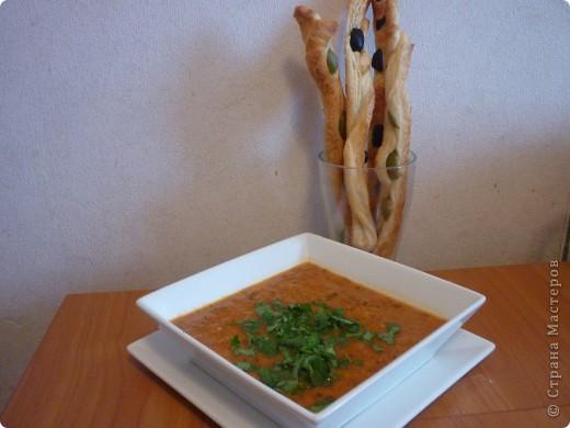 Сейчас  самое время есть такой ароматный итальянский суп ! Суп -воспоминание об ушедшем лете.