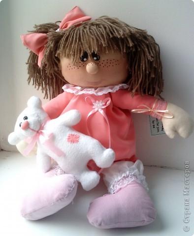 кукла в подарок ребенку фото 1