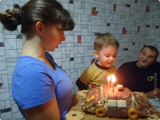 тортики.....из печенек.... фото 2
