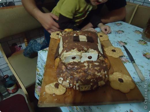 тортики.....из печенек....