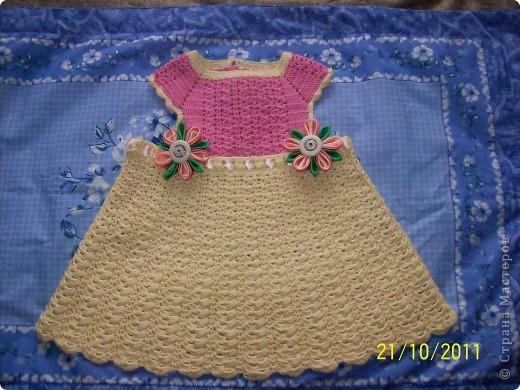 Моё первое вязанное платье. Огромно спасибо всем мастерицам за вдохновение и советы. фото 1