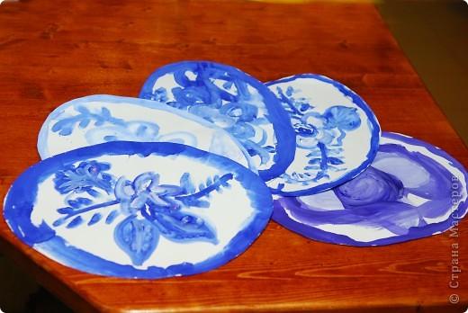 Просто тарелки фото 2