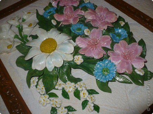 Цветок из ложек своими руками