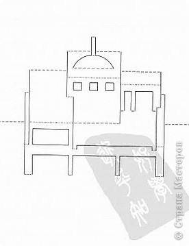 Киригами - это искусство изготовления фигурок и открыток из бумаги, с помощью вырезания и склеивания деталей.       Бумажная архитектура (Origamic architecture) – это форма бумажного ремесла, основанная и развитая архитектором Масахиро Чатани (Masahiro Chatani) в 1980 году.  Для изготовления используют листы бумаги или тонкого картона, которые надрезают и складывают. Наглядно, эти модели сравнимы с замысловатыми 'pop-up' - открытками. В отличие от традиционных pop-up-открыток, эти бумажные модели обычно надрезают и складывают из одного листа бумаги. Чаще всего разрабатывают трехмерные воспроизведения архитектуры, геометрические узоры и различные повседневные объекты и др.  фото 15