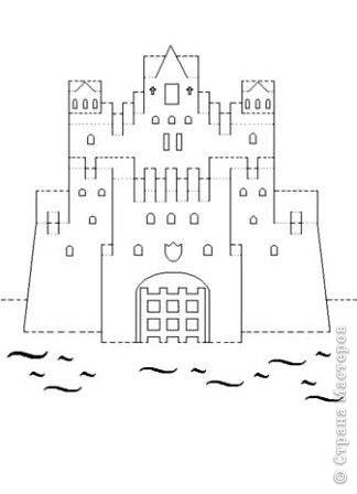 Киригами - это искусство изготовления фигурок и открыток из бумаги, с помощью вырезания и склеивания деталей. Бумажная архитектура (Origamic architecture) – это форма бумажного ремесла, основанная и развитая архитектором Масахиро Чатани (Masahiro Chatani) в 1980 году. Для изготовления используют листы бумаги или тонкого картона, которые надрезают и складывают. Наглядно, эти модели сравнимы с замысловатыми 'pop-up' - открытками. В отличие от традиционных pop-up-открыток, эти бумажные модели обычно надрезают и складывают из одного листа бумаги. Чаще всего разрабатывают трехмерные воспроизведения архитектуры, геометрические узоры и различные повседневные объекты и др. фото 29