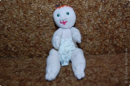 лялька с люлькой...8.5см...даже в памперсе...для младшей фото 3