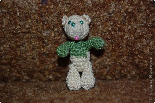 лялька с люлькой...8.5см...даже в памперсе...для младшей фото 4