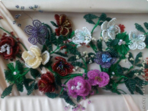 Поделка изделие Бисероплетение плетение из бисера Бисер фото 5.