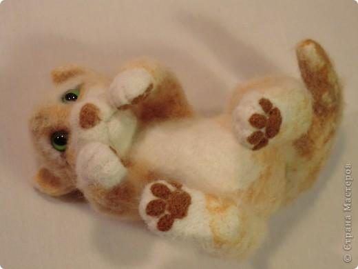 """Такая мишка Мишель получилась уже дома после """"шлифования"""" и дарения ей цветочков и ягодок фото 18"""